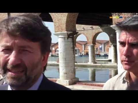 Intervista al Ministro Dario Franceschini