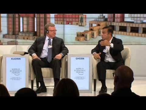Davos 2015 - The BRICS Agenda