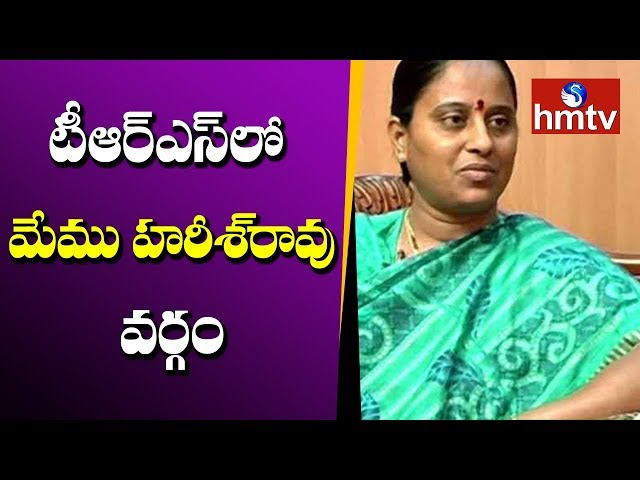 ??????????? ???? ?????????? ?????..! Konda Surekha Responds On Harish Rao Comments | hmtv