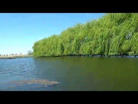 "Рыбалка с активатором клёва ""FishHungry"" 1 часть"
