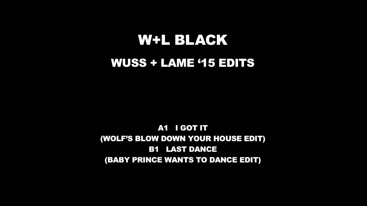 Jagged Edge Feat Nas I Got It Wolfs Blow Down Your House Edit