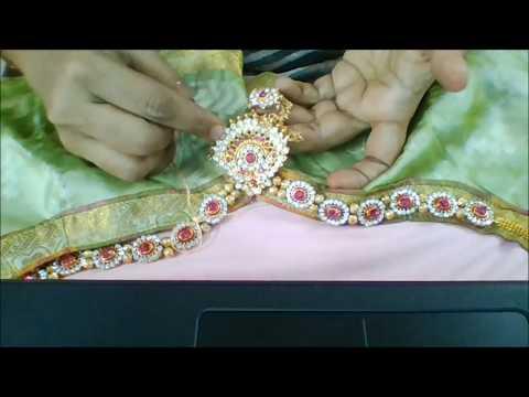Jewelry Blouse Designs