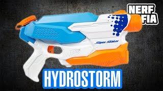 Нёрф Hydrostorm Водный Бластер Super Soaker    Nerf Hydrostorm Water Blaster Super Soaker
