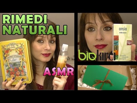 ASMR Haul Prodotti BIO ❤❤ Soft Spoken & Sounds