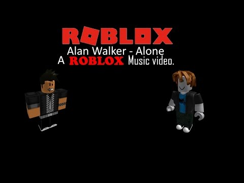 Alan Walker - Alone (A Roblox Music Video)
