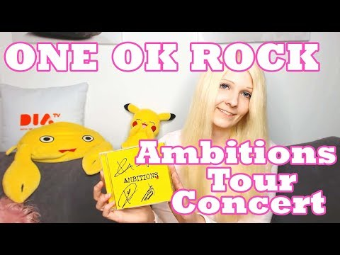 ONE OK ROCK - Ambitions Tour 2017 [Denmark] (Concert Review)