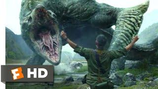 Kong: Skull Island (2017) - Cole's Sacrifice Scene (8/10) | Movieclips