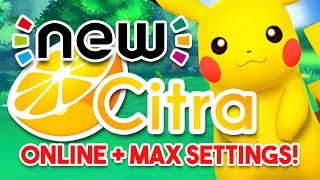 Citra 3DS Emulator - on LOW end PC, all game fixes and ONLINE!