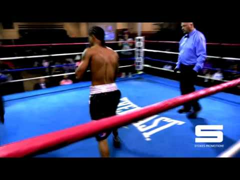 "Stokes Promotions - Fight Night -Columbia SC Daniel ""DP"" Powell"