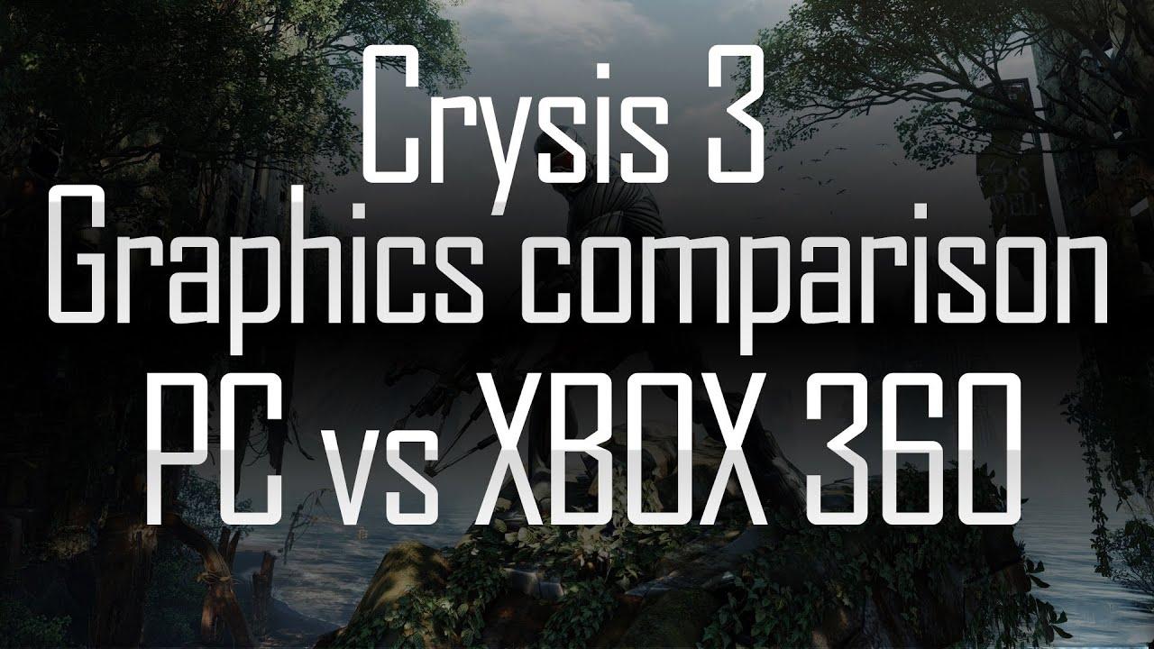 Crysis 3 graphics comparison pc maxed settings vs xbox 360 1080p - Crysis 3 Graphics Comparison Pc Maxed Settings Vs Xbox 360 1080p 27