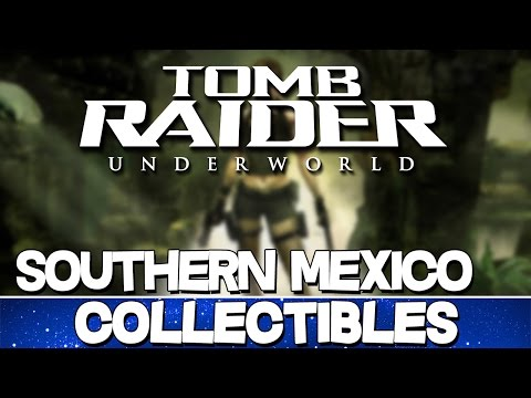 Tomb Raider Underworld | Southern Mexico All Collectibles Guide (Treasures/Relics)