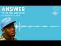 Answer - Tyler the creator Instrumental COVER