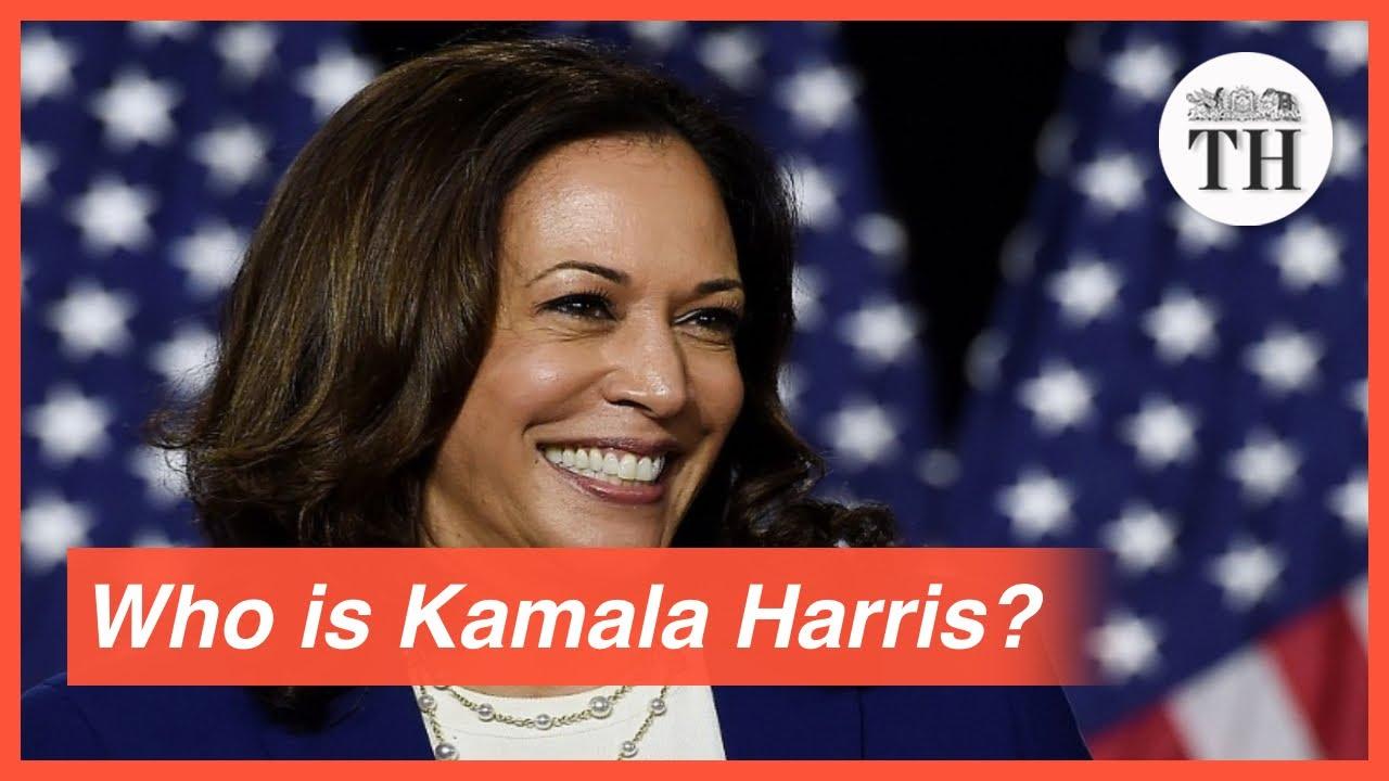 Who Is Kamala Harris Youtube