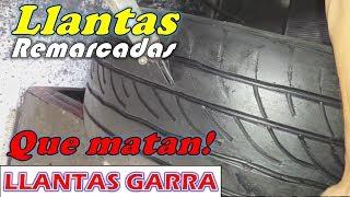 Gambar cover Llantas Gurbeadas - Llantas que Matan!.