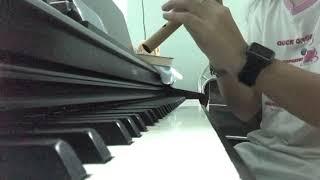 [Hoa tấu - sáo + piano đệm] Dấu chân - Pietro Yuurai