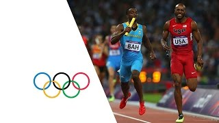 Bahamas Win Men's 4 x 400m Relay Gold - London 2012 Olympics