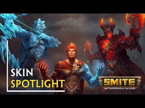 Frostfire Ullr Skin Spotlight