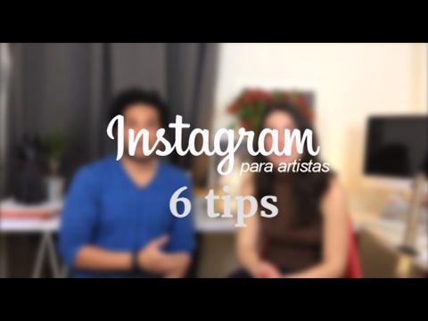 CESAR BIOJO: Instagram para artistas... 6 tips con Lola Vendetta