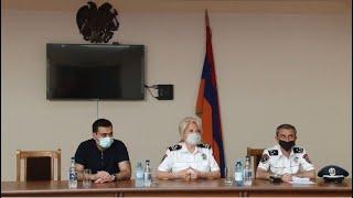 Ոստիկանությունը 2 օր Երևանում կփնտրի մուրացիկ անչափահասների