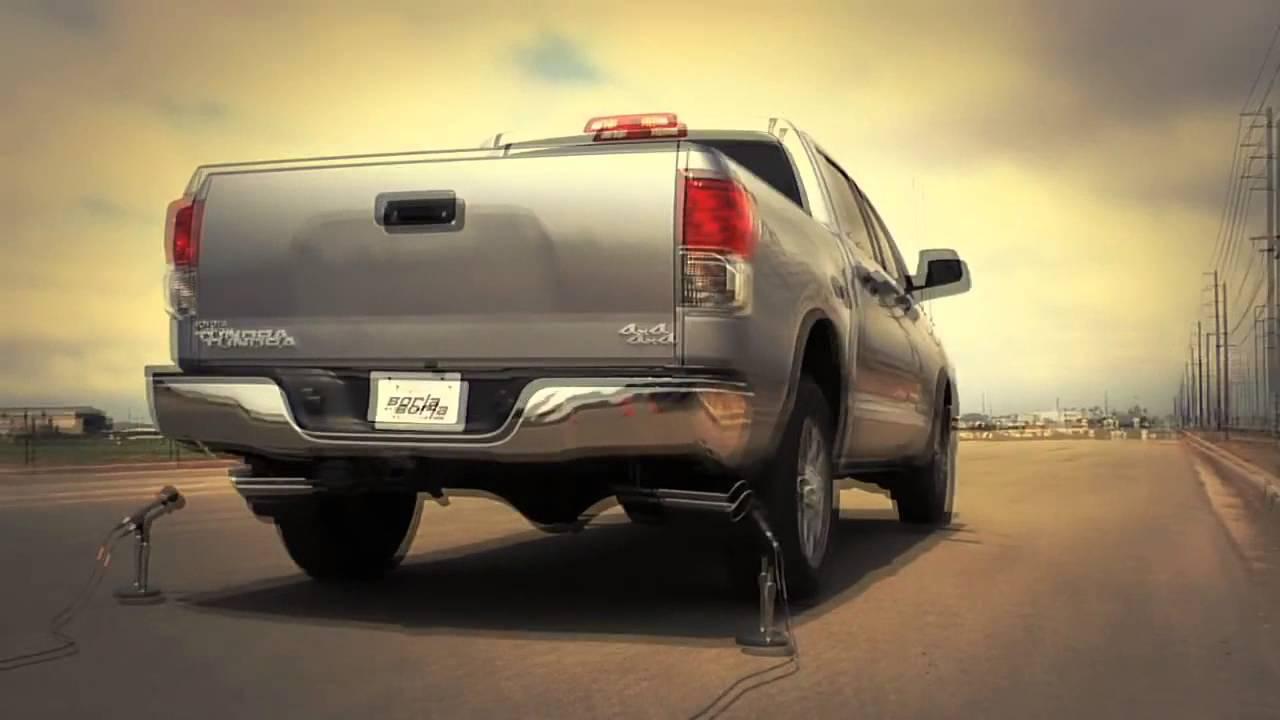 borla exhaust for the 2009 2013 toyota tundra