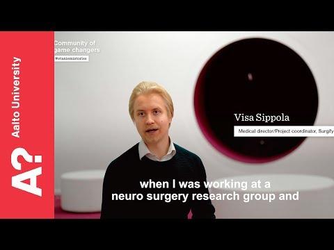 Otaniemi Stories: Visa Sippola, Surgify