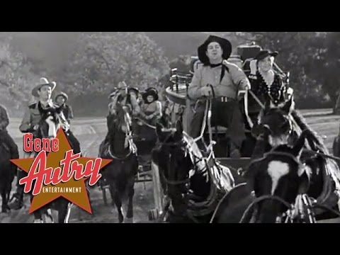Gene Autry & Smiley Burnette - Deep in the Heart of Texas (from Heart of the Rio Grande 1942)