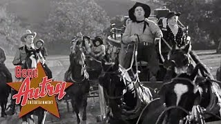 Gene Autry - Deep in the Heart of Texas (from Heart of the Rio Grande 1942)