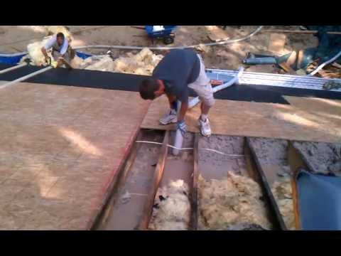 Dense Pack Cellulose Insulation - Atlas Home Improvement
