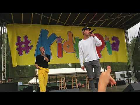 PRETTYMUCH - Summer On You (live unreleased song)