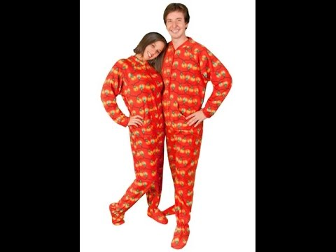 His and Hers Matching Christmas Pajamas   Ultimate His and Hers ...