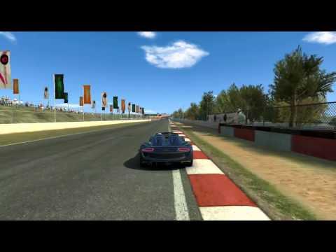 real racing 3 porsche 918 spyder concept time trial youtube. Black Bedroom Furniture Sets. Home Design Ideas