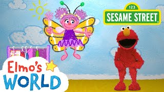 Sesame Street: Dress Up | Elmo's World