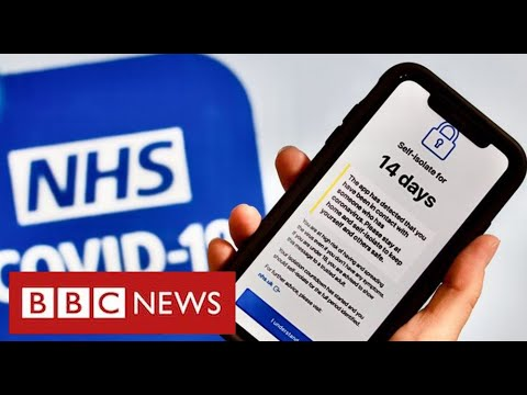 A million people download new NHS contact-tracing app on day of launch - BBC News