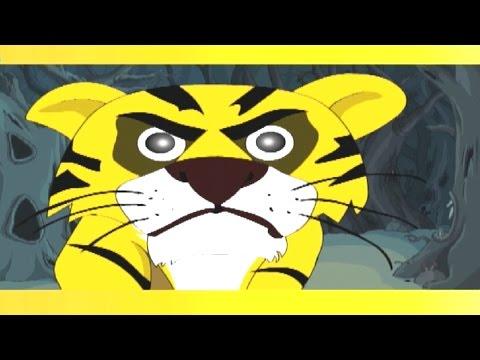 Ami Bhoy Korbo Na - Rabindra Sangeet – Bengali Animation – Kids Song