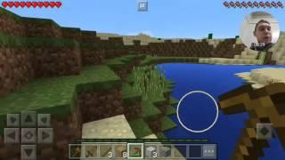 Minecraft PE|обучение с нуля#