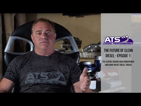 ATS Diesel: Clint Cannon Discusses The Future Of Clean Diesel