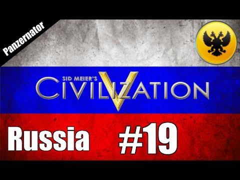 Civilization 5: Russian Unification - episode 19 |