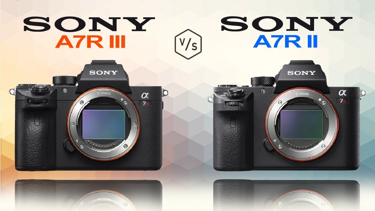 Canon 6D vs Sony A7 ii - Which Camera to Buy? - YouTube
