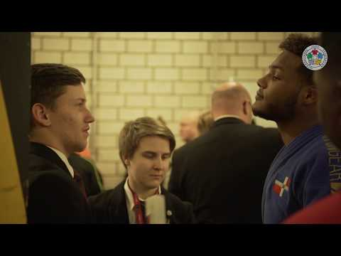 Behind The Scenes On The IJF World Judo Tour