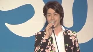 笹塚のお祭りで歌った時の映像です。