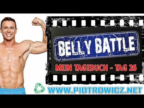 Download Belly Battle 2013 - Mein Tagebuch Tag 26 (Körperfettanteil, KFA messen, Genauigkeit, Vor-Nachteile)