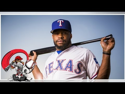 10 things to know about rangers of delino deshields, including his crazy shoe game