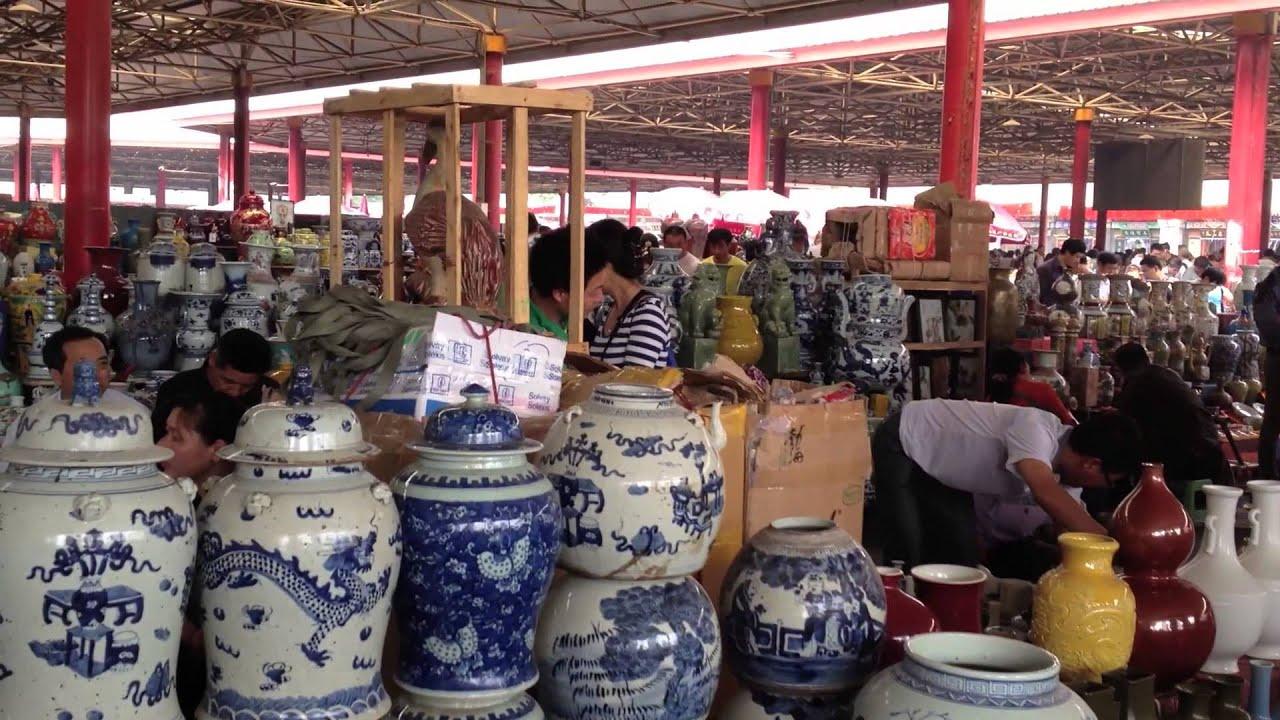 Chinese Fake Antique Market Porcelain Reproduction Market