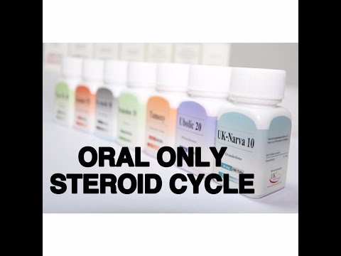 Oral Only Steroid Cycles | Marc Lobliner's Opinion