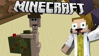 [GEJMR] Minecraft Minihry - Build Battle - Prasečí kasička, Drak, Kaktus