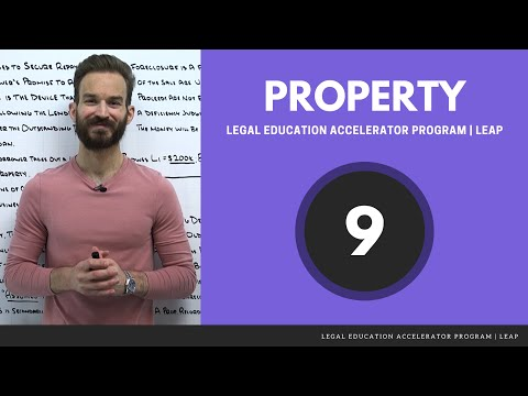 Real Property: Land Sale Contract, Merger Doctrine, and Marketable Title [LEAP Preview]