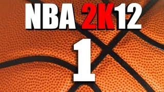 BdoubleO Plays NBA 2k12 - Episode 1