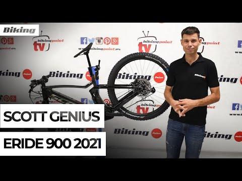 Bicicleta Scott Genius Eride 900 2021 | Presentación