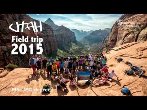 Geology Explores: Utah