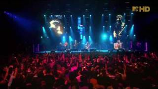 Oasis -  The Importance Of Being Idle (Live Wembley 2008) (High Quality video)(HD)